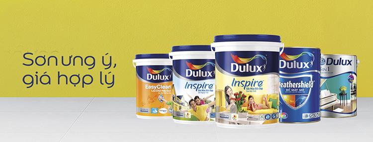 Tính năng nổi bật của sơn Dulux