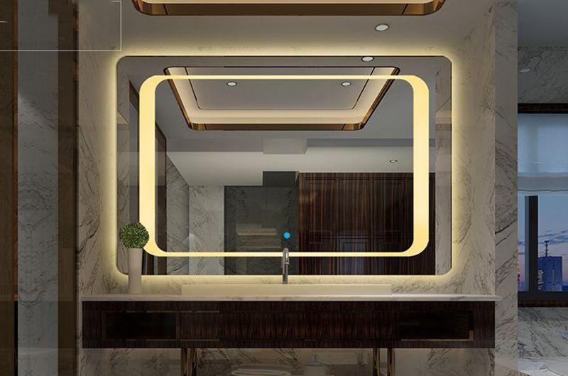 Gương nhà tắm thông minh - Một trong những thiết bị vệ sinh được ưa chuộng nhất hiện nay-6
