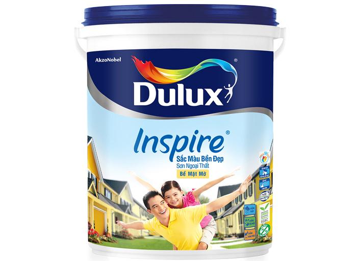 Sản phẩm nổi bật sơn Dulux