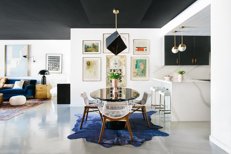 Những điều NÊN và KHÔNG NÊN khi sơn trần nhà