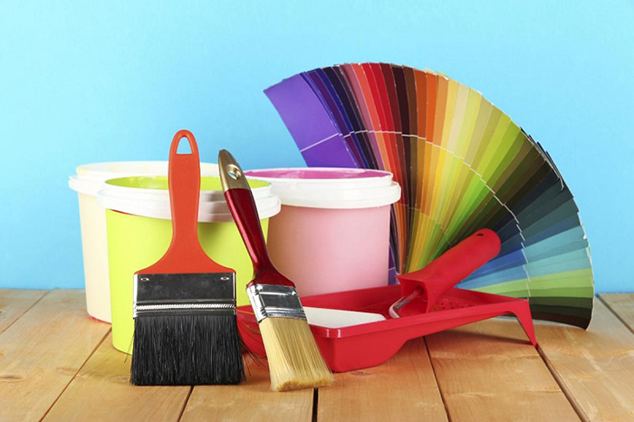 Những màu sơn cần tránh đối với gia chủ mệnh Mộc