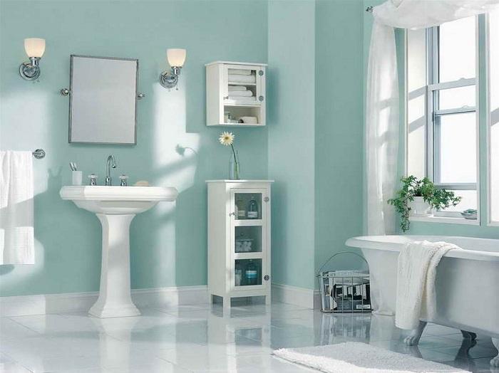 Sơn Jotun dùng cho phòng tắm